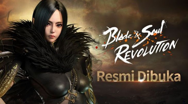 Netmarble Officially Releases Blade & Soul Revolution in 24 Countries in Asia