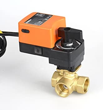 Motorized Control Valves; Regulate or Manipulate the Flow of Gas, Oil, Water, or Steam