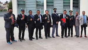 Delegasi Polda & Pemprov NTB Dikirim ke Itali Untuk Study Banding Tekhnik Pengamanan Sirkuit
