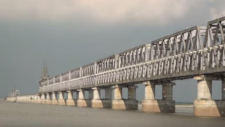 Image result for मोकामावबरौनी के बीच डबल रेल लाइन वाला नया पुल तीनसालोंमें हो जाएगा तैयार