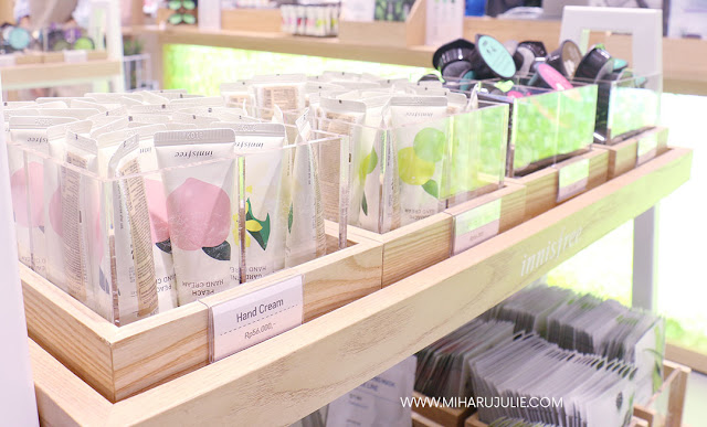 The first Innisfree store in Indonesia