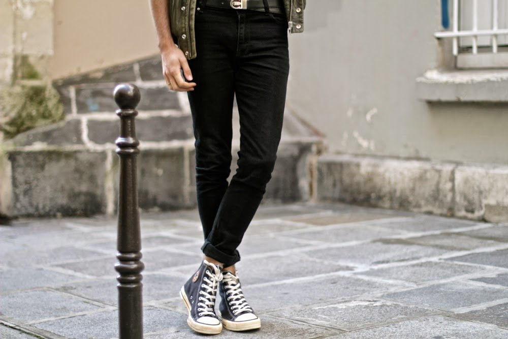converse homme style 2017