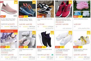 Jualan Online yang Laris Sepatu