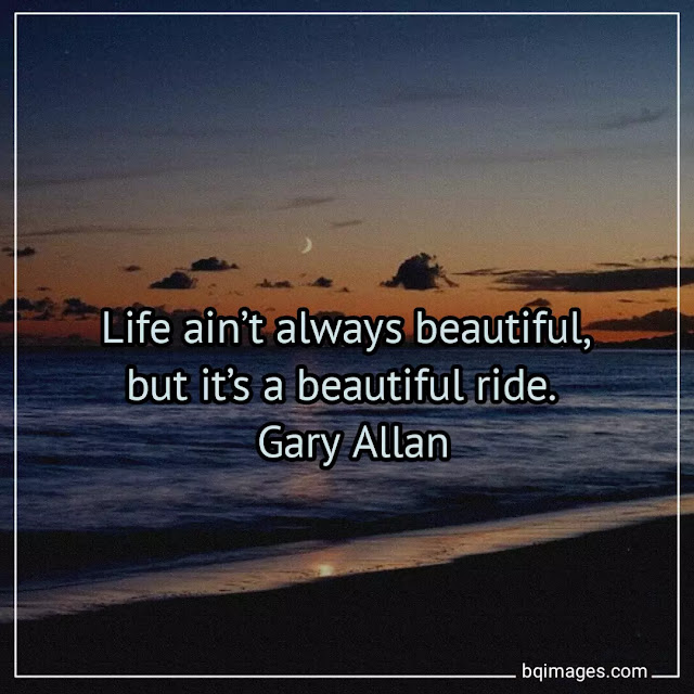 beautiful pictures with quotes about life