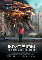 Invasión: La Guerra ha Comenzado / Atracción / Attraction