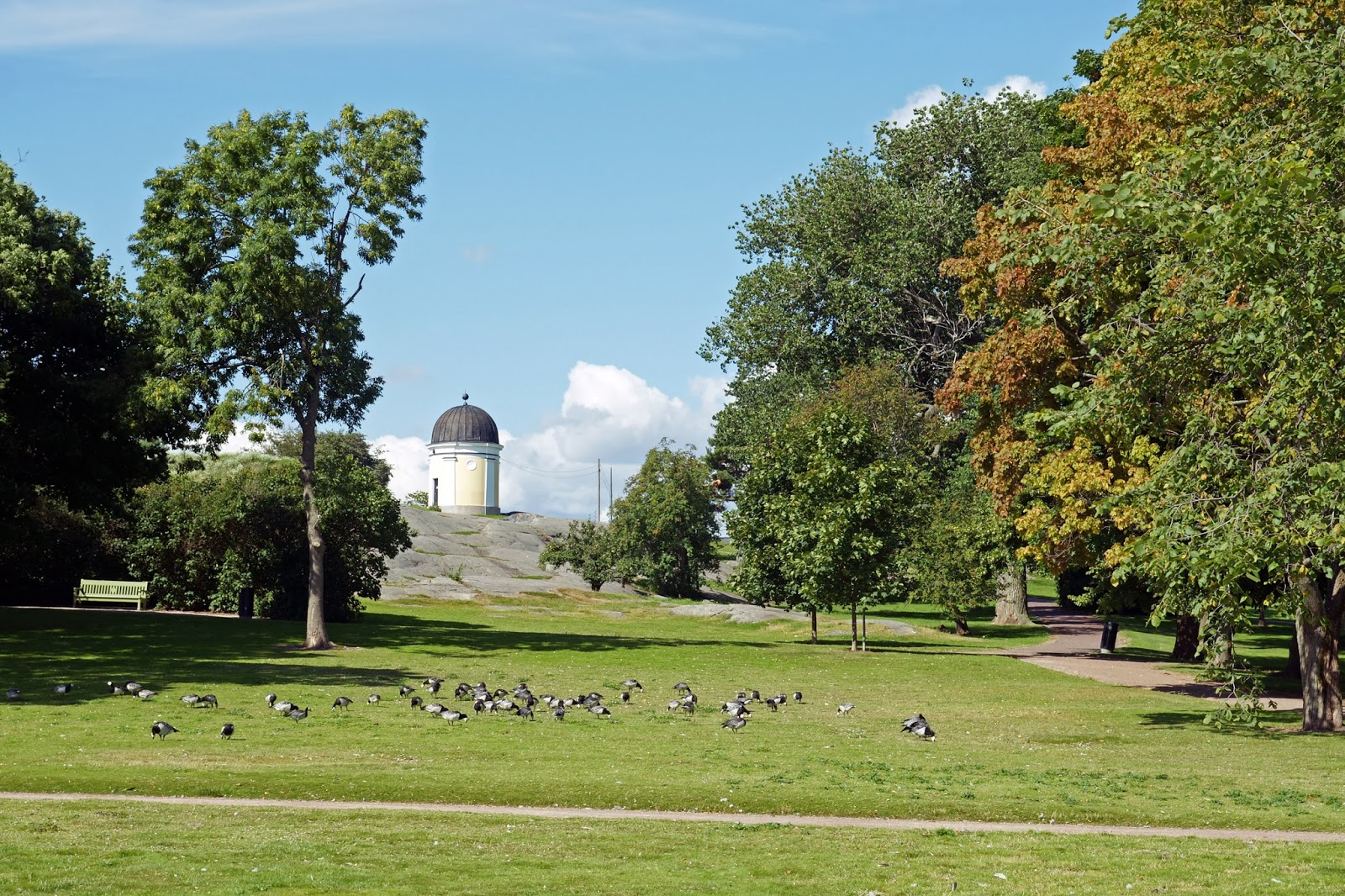 In The Park Helsinki