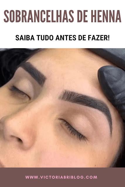 sobrancelha de henna, designer de sobrancelhas