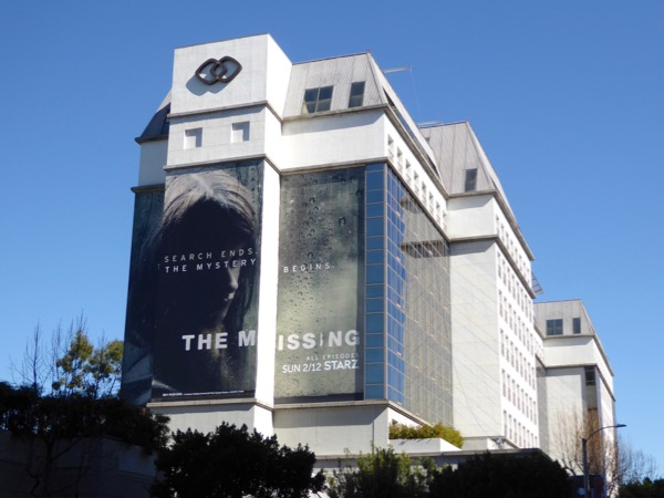 Missing season 2 billboard