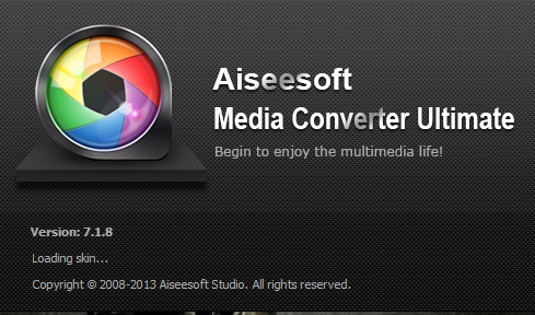 Aiseesoft Media Converter Ultimate Version 7.1.8