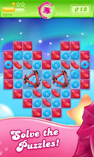 تحميل لعبة Candy Crush Jelly Saga مهكرة