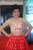 Mahima in beautiful Red Ghagra beigh transparent choli ~  Exclusive 109.JPG