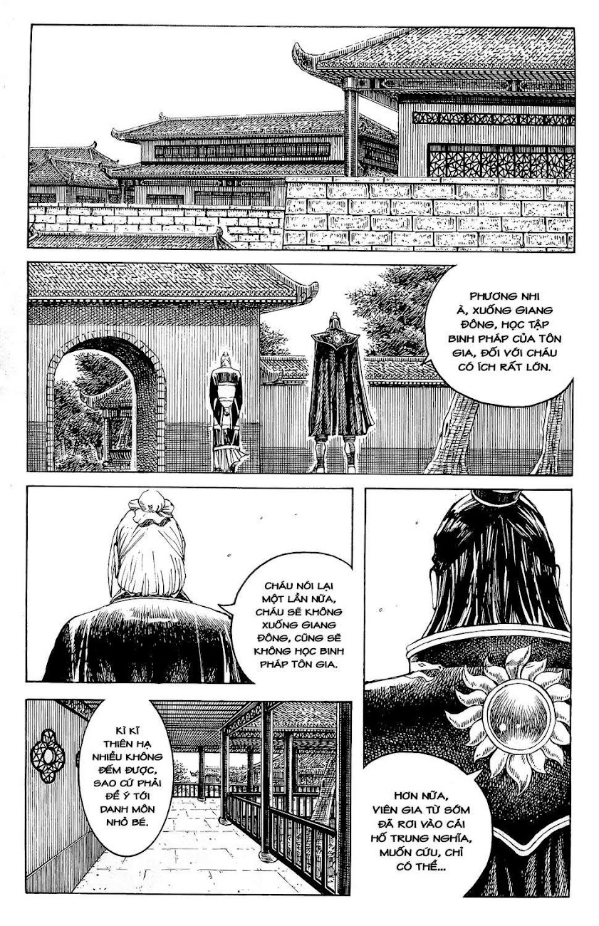 Hỏa phụng liêu nguyên Chương 351: Ma vương hoàn mộng [Remake] trang 7