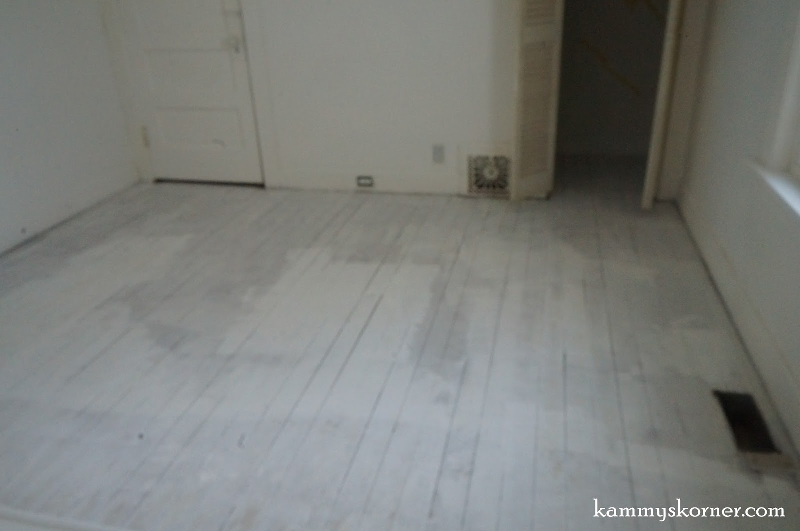 How To Get Paint Primer Off Wood Floors