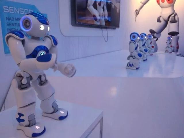 Trans Studio Kedatangan Robot Canggih Nih