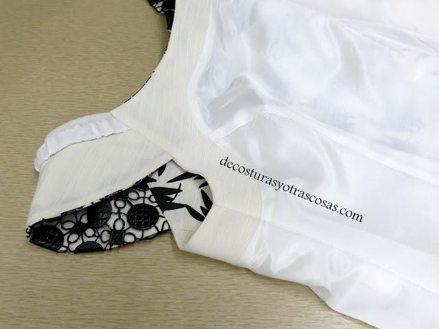 sisa vestido manga capa