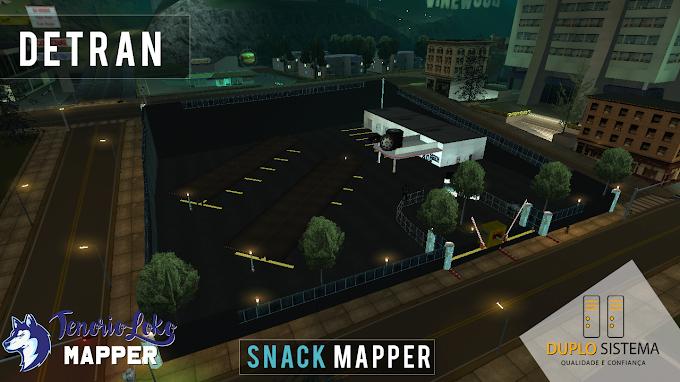 MTA SA - Mapa Detran Simples