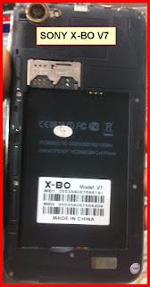 Sony Clone X-BO V7 5.1 Lollipop Firmware/ Flash File Download