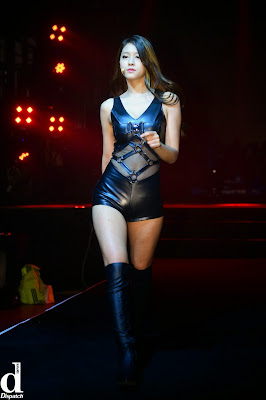 Seolhyun Like A Cat Showcase