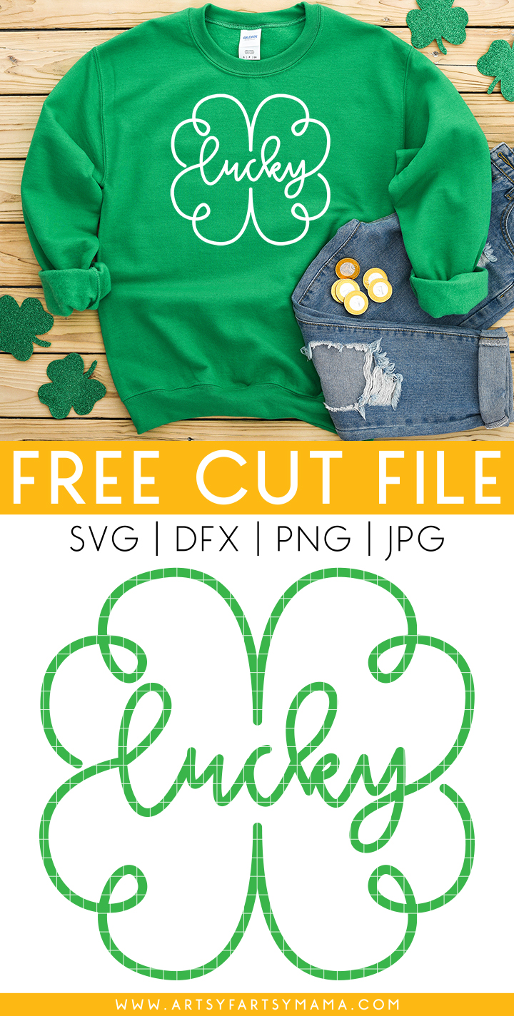 Free Lucky Cut File