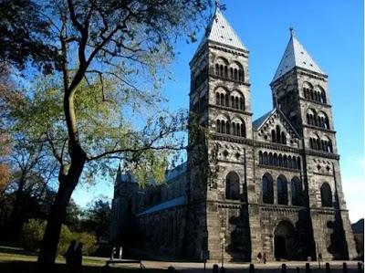 كاتدرائية لوند فى السويد .. ( ( Lund Cathedral
