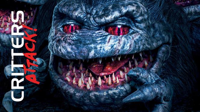 Critters Attack! (2019) BRRip 720p Latino-Ingles
