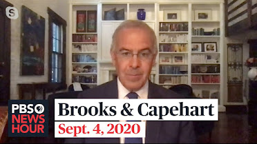 Brooks & Capeheart on Kenosha Politics, Trump & The Military click pic