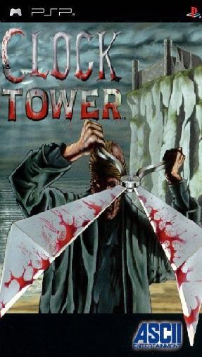 Psx Clock Tower Psp