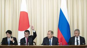 Japan asks Russia to reduce military activity on disputed Kuril Islands