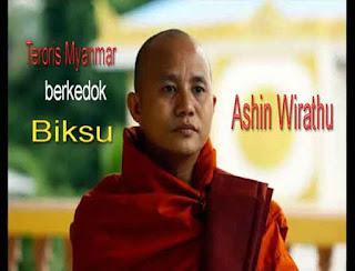 Ashin Wirathu Sang Radikal Dan Pembuat Onar