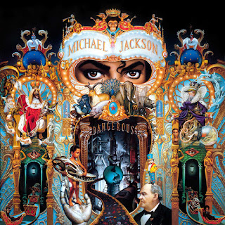 Daftar 5 Album Terbaik King of Pop Michael Jackson