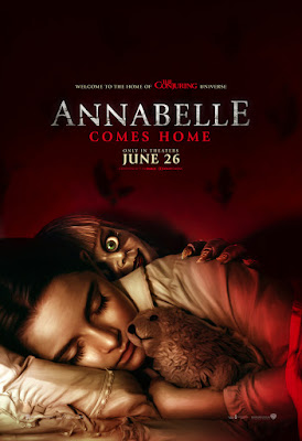 Annabelle Comes Home Movie Poster 4