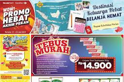 Katalog Promo Carrefour Weekend Terbaru 21 - 23 Juni 2019