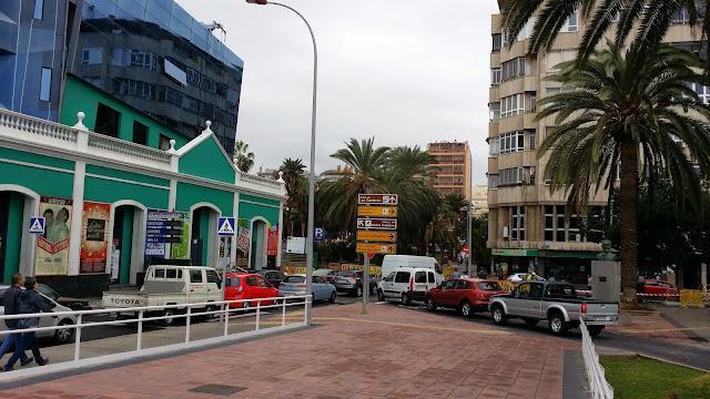 Gran canaria reise info hafen von las palmas puerto de for Oficina fred olsen santa catalina