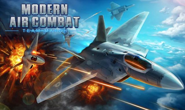 Game Pesawat Tempur Gratis dan Terbaik Untuk Android 2018