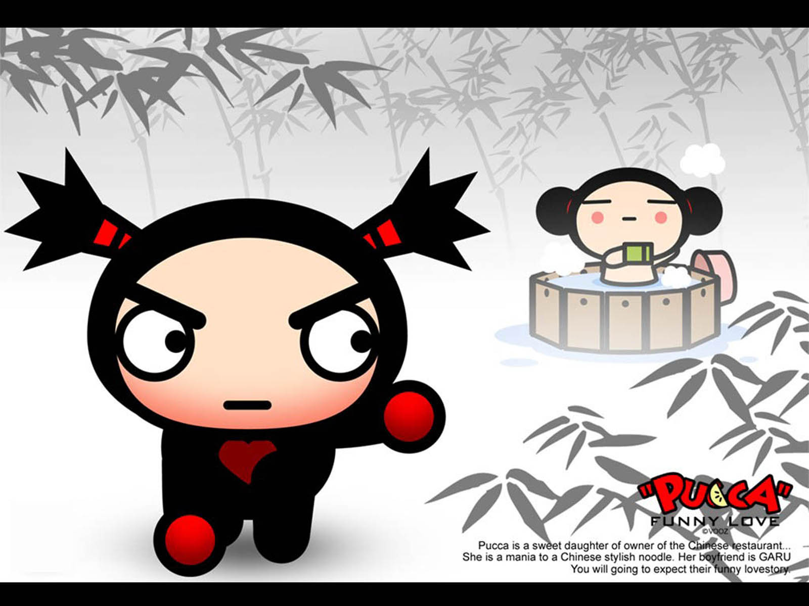 wallpapers: Pucca Wallpapers