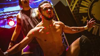 WWE - El español A-Kid firma con la NXT UK