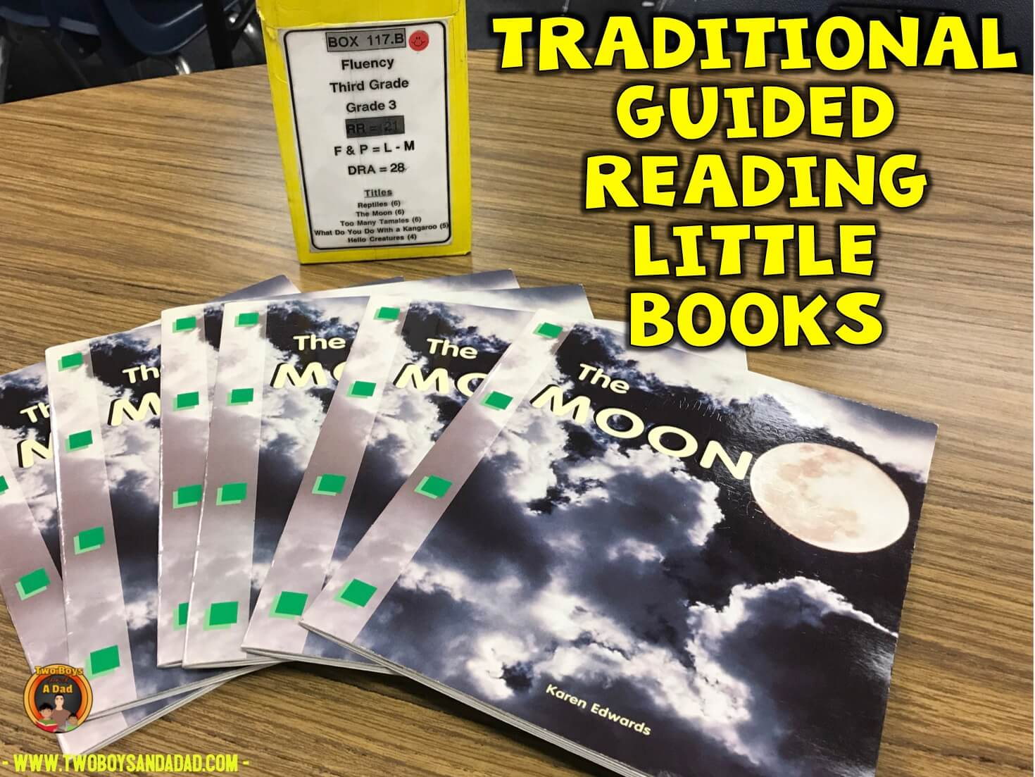 traditional guided reading with little books