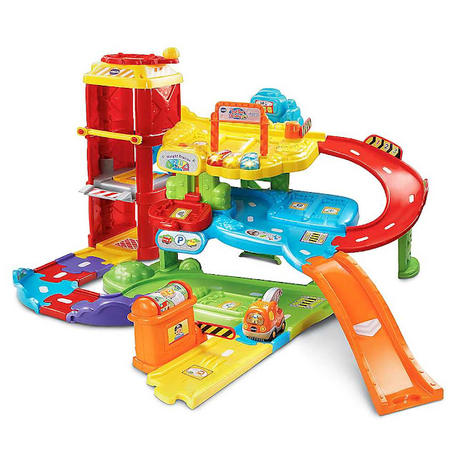Toot Toot Drivers Garage by Vtech Baby