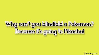 pokemon puns