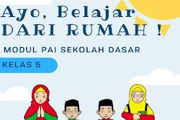 Modul Belajar Dari Rumah (BDR) PAI SD/MI Kelas 123456