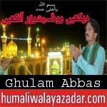 http://www.humaliwalayazadar.com/2018/04/ghulam-abbas-manqabat-2018-19.html