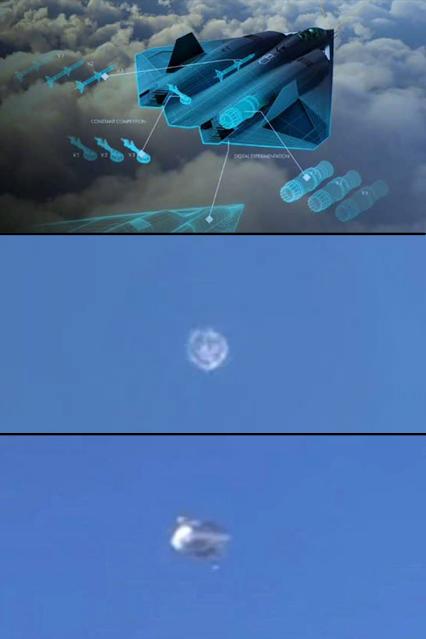 UFO evidence verified on radar flying around US Navy ship's for hour's.