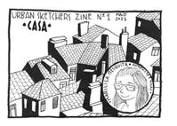 Urban Sketchers Zine