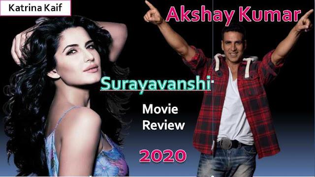 Suryavanshi Movie 2020 Akshay Kumar