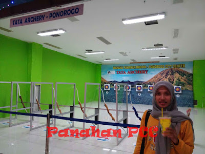 Tata Archery Ponorogo City Center Mall
