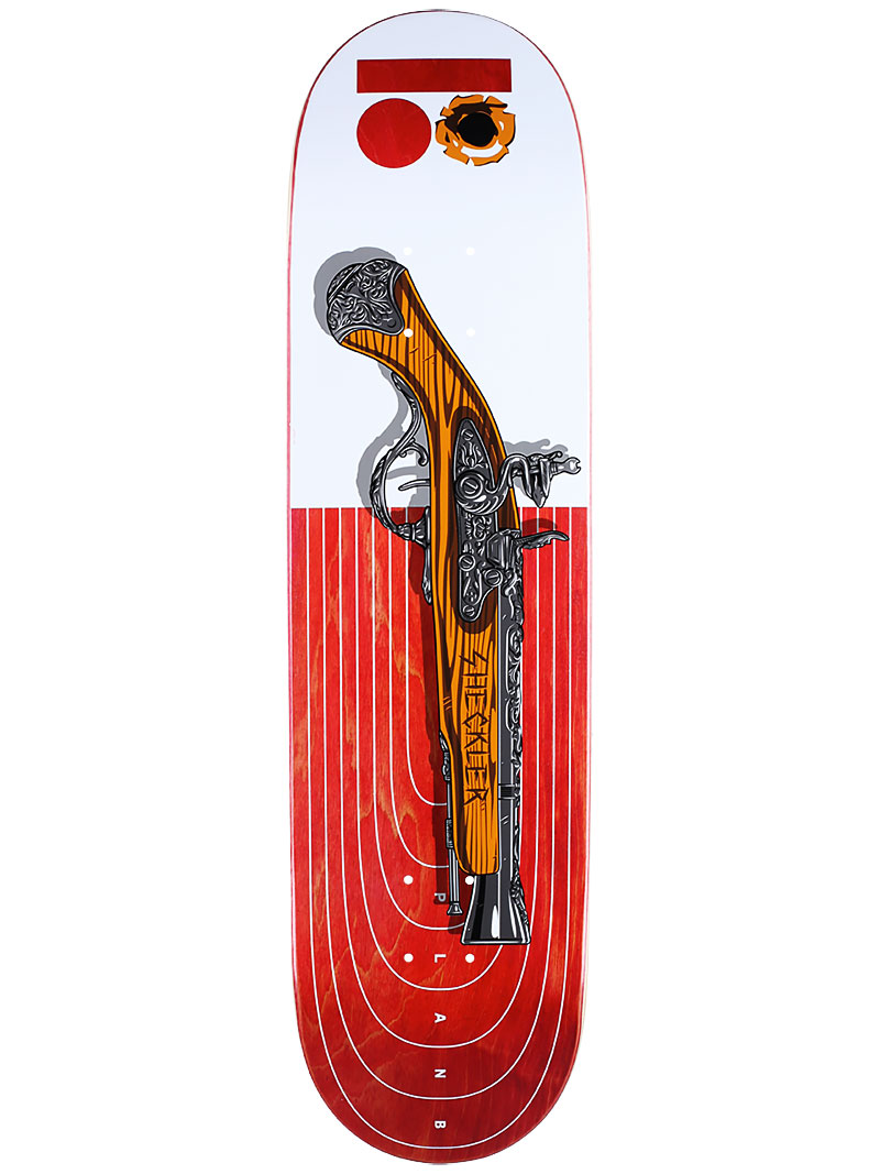 4f15fbf7f08f3d They are pro model decks and have the classic Plan B shapes for street  skateboarding. I m impressed