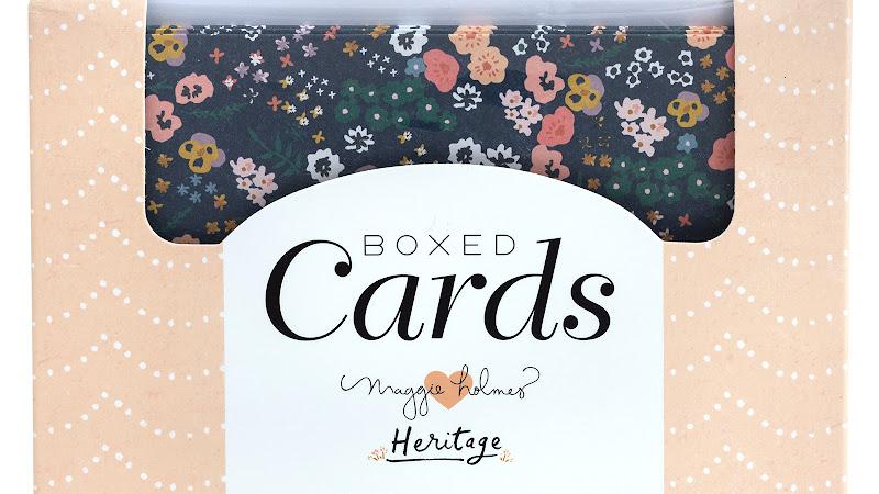 Maggie Holmes Design Team : Handmade Cards