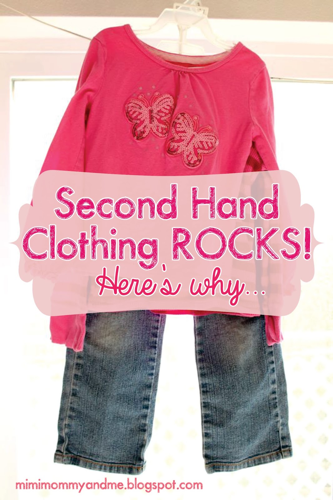 Second hand online clothing