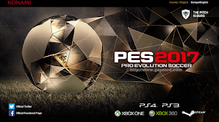 Pro Evolution Soccer PES 2017 Android