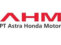 Lowongan Kerja PT Astra Honda Motor (Update 27-09-2021)